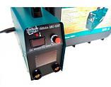 Сварочный аппарат инверторный Spektr IWM-380 IGBT + Сварочная маска Форте MC-1000 (хамелеон), фото 5