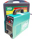 Сварочный аппарат инверторный Spektr IWM-380 IGBT + Сварочная маска Форте MC-1000 (хамелеон), фото 7