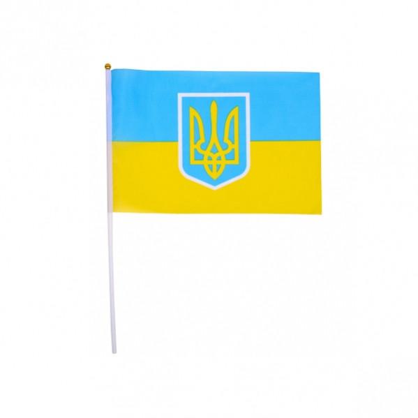 Флаг «Украина» 20×28