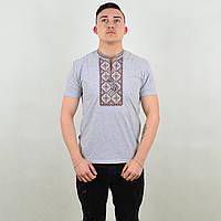 Чоловічі вишиті футболки оптом в Украине. Сравнить цены 7d4d91f08e161
