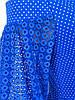 Демисезонное платье с рукавами-клёш 44-50 (в расцветках), фото 5