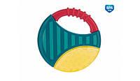 Погремушка-зубогрызка с водой геометрия Canpol babies 56/133