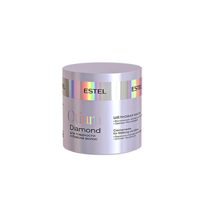 Маска Estel Otium Diamond для гладкости и блеска волос 300 мл