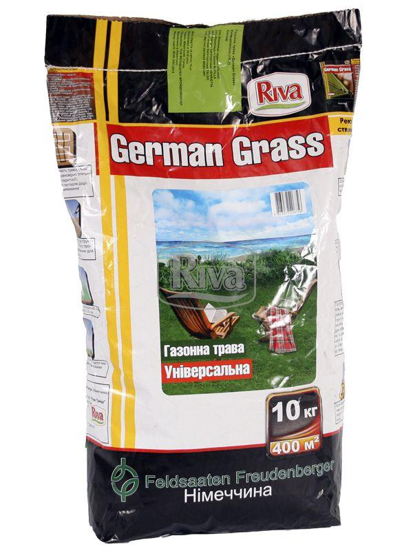 Газонная трава German Grass Универсальная - 10 кг