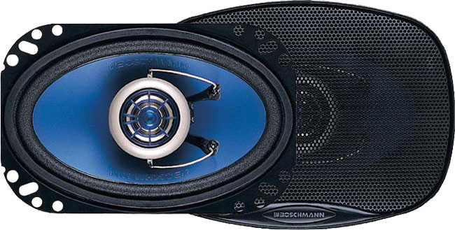 "Автоакустика овалы бошман Boschmann G-4632S динамики колонки в машину (100мм х 155мм, 4"" x 6"") автомобильные"