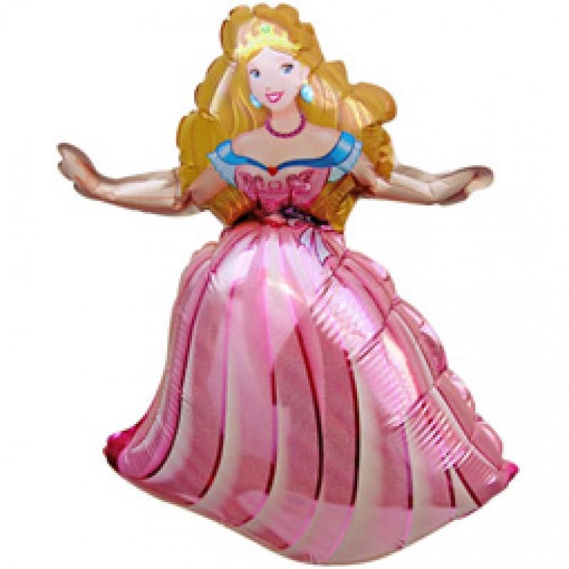 Фольгований куля Принцеса