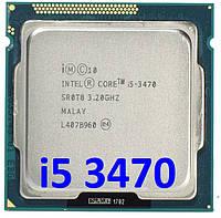 Процессоры Бу s1155 i5 3470