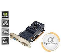 Видеокарта NVIDIA PNY GT630 1Gb БУ