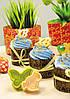 Идей по оформлению пасхальных куличей и кексов