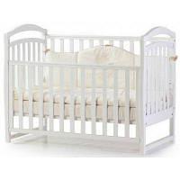 Детская кроватка Верес Соня ЛД6 белый (без ящика)