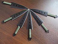 Метательные ножи «Оса». Боевые спецназначения.