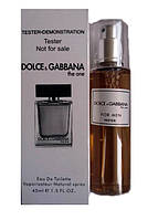 Тестер Dolce&Gabbana The One For Men 45 ml