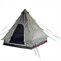 "Палатка армейская  4-местная ""TIPI"" Пирамида MIL-TEC Olive, 14227000"