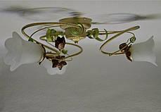 Люстра, 3 лампы, фото 2