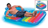 Матрац пляжный Кресло Intex 58870