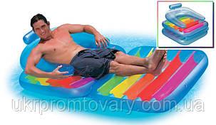 Матрац пляжный Кресло Intex 58870, фото 2
