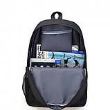 Рюкзак Fortnite с люминесцентной надписью чёрный Фортнайт, фото 4