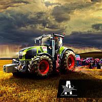 Аренда импортных тракторов