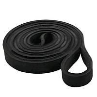Резинка для подтягиваний (лента сопротивления) черная CE6501-BK POWER BANDS (рр2000*44*4,5мм,мощ.L)