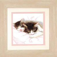 Набор для вышивки крестом «Котенок»