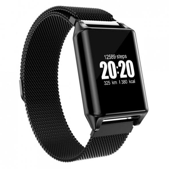 Смарт-годинник UWatch Smart Z100 Plus Black