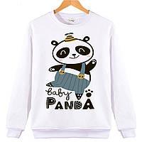 Джемпер  BABY PANDA  детский белый