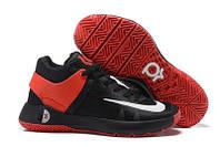 Баскетбольные кроссовки  Nike KD 5 Trey black red