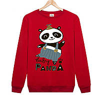 Джемпер  BABY PANDA  детский красный