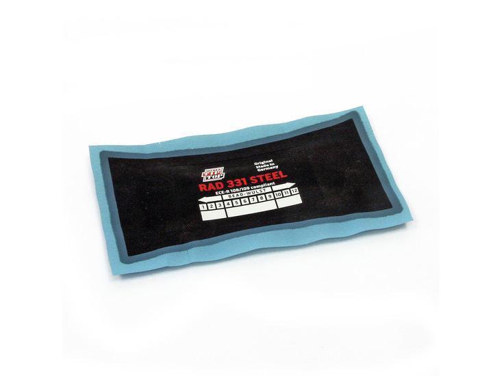 Радиальные пластыри RAD 331 Steel упаковка 10 шт. Rema Tip-Top 5129310 (Германия)