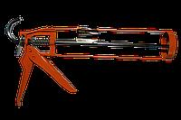 """Пистолет для силикона,""""рамообразный"""" 225мм"""