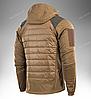 Тактическая Soft Shell куртка WIKING LIGHTWEIGH ( коричневый ), фото 2