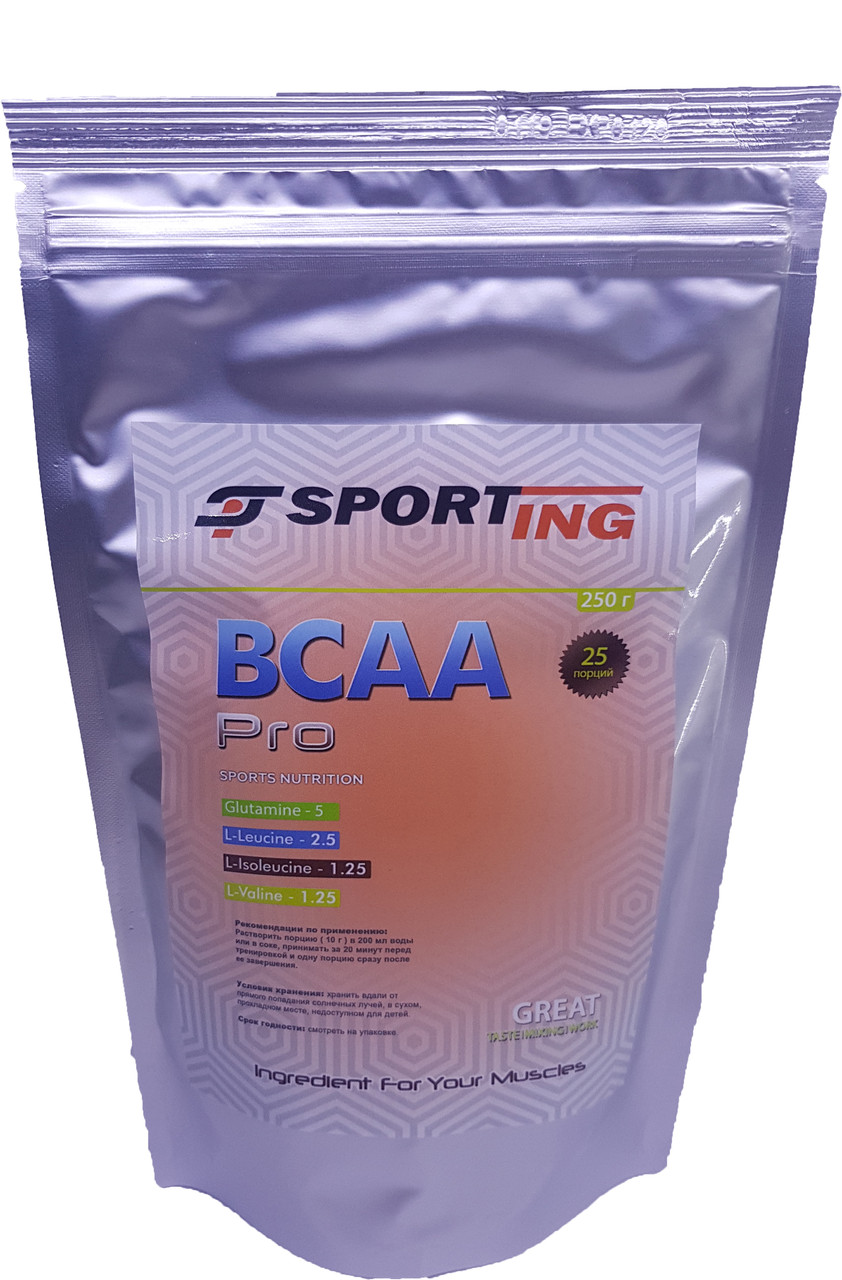 Аминокислоты BCAA PRO