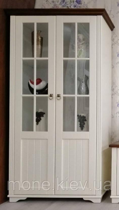 """Шкаф витрина """"Прованс-14"""""""