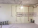 Ремонт домов. Внутренняя отделка. Шпаклёвка стен , фото 4