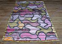 Акриловый рельефный ковер Bonita (Турция) витраж яркий