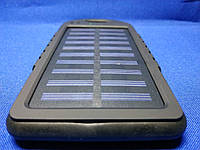 Power Bank Solar 10000mA на солнечных батареях с фонариком (черный), фото 1