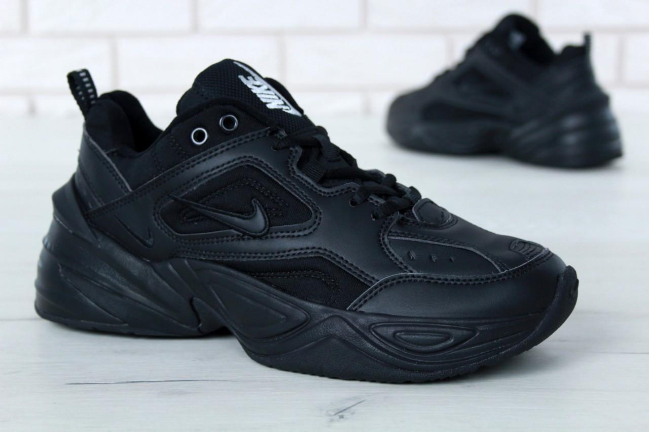 Жіночі кросівки в стилі найк M2K Tekno Black