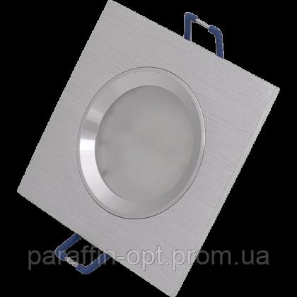 Світильник точковий MR16 max 50W  (алюміній)