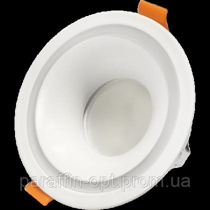 Світильник точковий MR16 max 50W  білий