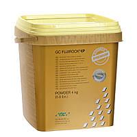 FUJIROCK EP Premium, cупергипс IV класса 4 кг, пастельный желтый