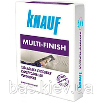 Шпаклівка Knauf Multi-Finish (Мультифиниш) , 25 кг
