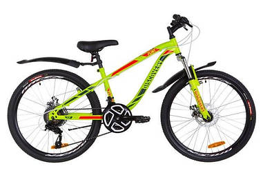"Велосипед 24"" Discovery FLINT AM 14G  DD"