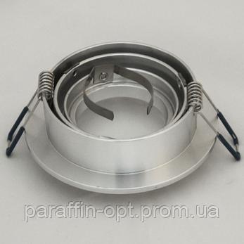 Світильник точковий MR16 max 50W  алюміній , фото 2