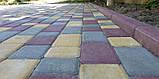 Тротуарная плитка «Носталит», красный, 40 мм, заводское качество, фото 3