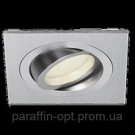 Світильник точковий MR16 max 50W  алюміній