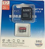 MicroSDHC UHS-1 32GB + SD-adapter . Карта памяти 32 гиг + адаптер