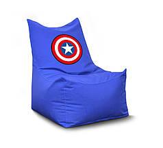 """Кресло-мешок Комфорт """"Капитан Америка"""""""