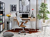 Комфортное офисное кресло в скандинавском стиле FRANK