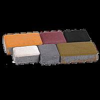 Тротуарная плитка «Носталит», коричневый, 40 мм, заводское качество