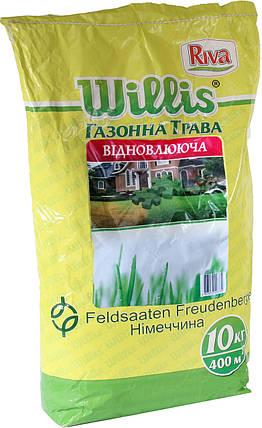 Газонная трава Willis Виллис Восстанавливающая - 10 кг, фото 2